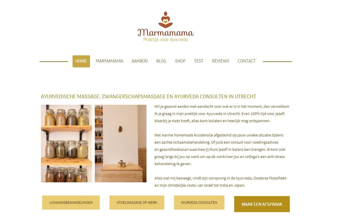 marmamama-screenshot-website