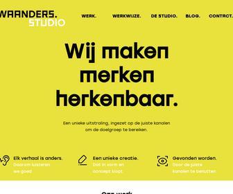 waanders-studio-website
